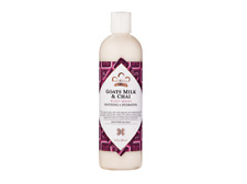 Nubian Heritage Goats Milk & Chai Body Wash 13 oz, Brand New Sealed Bottle