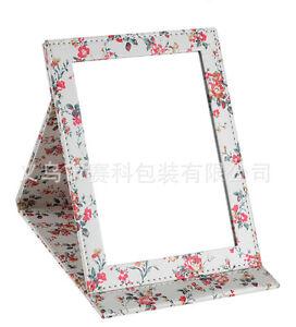 Spiegel Schminkspiegel Taschenspiegel Tischspiegel Reisespiegel Blumen Shabby