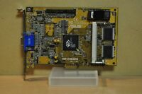ASUS AGP-V264GT3 Rev 1.02 ATI 3D RAGE PRO AGP 2X Video Card