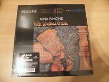 NINA SIMONE HIGH PRIESTESS OF SOUL VINYL RECORD NEW SEALED