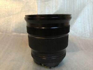 ++ MAKE OFFER ++ Fujifilm Fujinon XF 10-24mm f/4 R OIS Lens