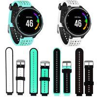 2018 For Garmin Forerunner 230 235 630 220 Replacement Watch Band Belt Str QYG