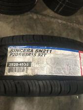 1 New 205 65 15 Falken Sincera SN211 Tire