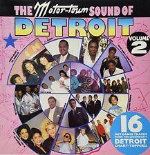 Moteur-town sound of Detroit vol. 2 Moniteur, martha reeves, Earl van Dyke... [LP]
