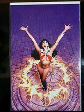 Vampirella  # 9 - Rare Mike Mayhew Virgin Variant NM Dynamite 2014 - sold out