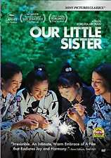Our Little Sister DVD (2015) - Haruka Ayase, Masami Nagasawa, Kaho, Suzu Hirose