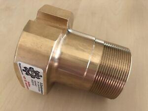 Tragmutter Hubmutter Hebebühne ORLANDINI 135 Gew. TR50x6 L=102 mm