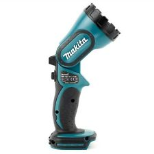 Makita bml185 18v LXT LITHIUM ION Torcia frontale blu + tracolla