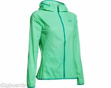 NWOT UNDER ARMOUR Womens UA Storm Anemo Jacket Small S Lightweight Fx30