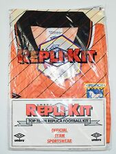 1989-1992 IPSWICH TOWN UMBRO AWAY FOOTBALL SHIRT (SIZE LB)