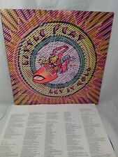 Little Feat - Let It Roll (1988) Vinyl LP •PLAY-GRADED• Hate to Lose Your Lovin'