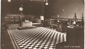 Aberdeen. Small Craft Room, Masonic Temple by Grainger, 196 Holborn St.,Aberdeen