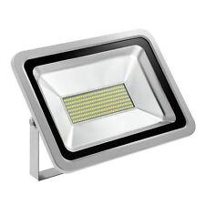FOCO PROYECTOR LED SMD 150W -ESPAÑA-Exterior Focos Lámpara  Pared Luz Reflector