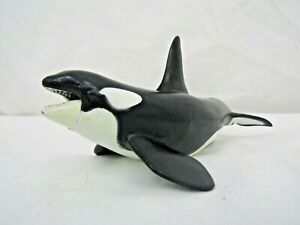 Papo Killer Whale Orca 9 inch toy figure O1