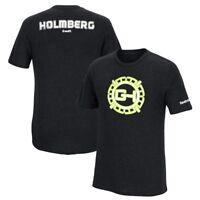 Reebok Men's CrossFit Graham Holmberg Black Tri-Blend T-Shirt