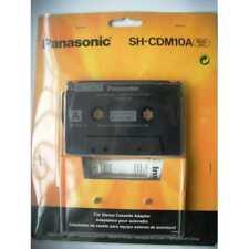 SH-CDM10A Panasonic - ADATTATORE PER AUTORADIO CON CASSETTA