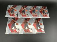 2019 2020 Mosaic NBA Basketball Coby White Base RC Chicago Bulls 7 CARD LOT