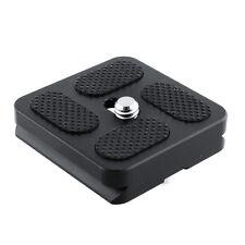 QR PU40 Compatible B0 J0 Quick Release Plate PU-40 for camera, Benro Arca Swiss