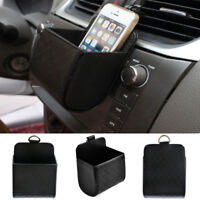 1* Car Storage Box Universal Auto Phone Charge Holder Pouch Home Organizer Bags