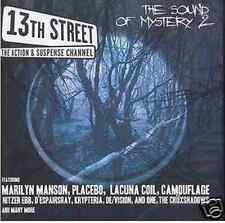 13th Street - Sound Of Mystery 2 -  2 CDs - Unheilig - Placebo - Tanzwut