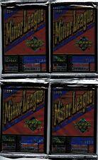 (4) 1994 Upper Deck Minor League Baseball Card Packs Michael Jordon Jeter GS1024