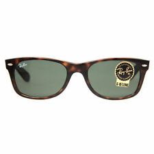 6e22d666158c2 Ray Ban RB 2132 902 Dark Havana w G-15 Lenses Wayfarer Unisex 52mm  Sunglasses