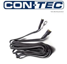 CONTEC Lichtkabel Dutch Classic 2-ADRIG 220 CM schwarz ca 10g 4250311304885