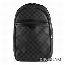 LOUIS VUITTON Damier Michael N58024 black Men's Backpack from Japan
