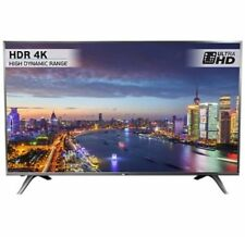 """Hisense H43N5700 LED HDR 4K Ultra HD Smart TV, 43"""" with Freeview"""