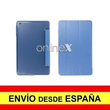 Funda Carcasa FLIP SMART COVER Para IPAD MINI 2/3/4 AZUL a3510
