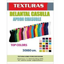 Delantal Casulla TOP COLORS TEXTURAS 50x70 cms