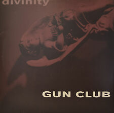 """THE GUN CLUB - DIVINTY 12"""" 2 LP (M537)"""