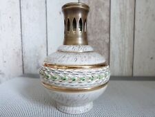 ANCIENNE LAMPE BERGER SIGNEE BREUGNOT
