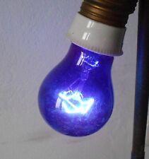 Vintage Bleu Ampoule Filaments de Carbone Rouge BGW 220 V 75 W (L6