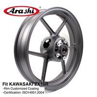 Front Wheel Rim For KAWASAKI NINJA ZX10R 2006 - 2010 ZX-10R 2007 2008 2009 Black