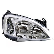 Vauxhall Combo MK2 Corsa MK3 2002-2004 Headlamp Headlight Right O/S Driver Side