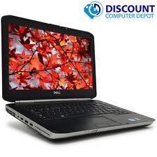 """Dell Latitude E5420 14"""" Laptop Computer Intel i5 4GB 128GB SSD Windows 10 Home"""