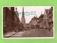 Broad Street Hereford unused RP pc  Excel Ref B675