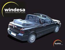 Bodi XL Windschott schwarz VW Golf 3 & 4 Cabrio NEU !