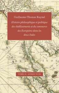 Raynal, Histoire des deux Indes, tome 2