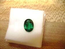 Lab Grown Emerald Oval 14mm x 10mm Lot of 1 Stone Ebays Best Deal