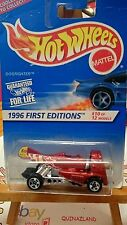 Hot Wheels First Editions Dogfignter 1996-375 (9979)