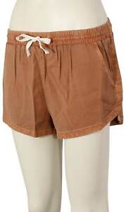 Billabong Road Trippin Women's Walk Shorts - Bronze - New