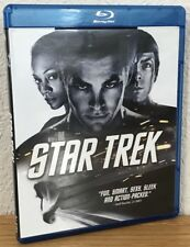 STAR TREK (Blu-Ray Disc, 2010) DISC & COVER ART ARE FLAWLESS - SEE PICS