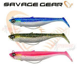 New 2021 MINNOW WL Weedless Savage Gear Sea Bass Fishing Lure Predator Tackle