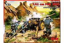 ICM 35801 1/35 7,62cm Pak 36(r) With German Crew