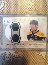 12/13 Artifacts Treasured Swatches Zdeno Chara