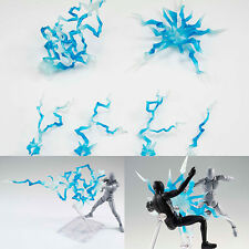 Tamashii Effect Thunder Blue Ver. for S.H.Figuarts D-Arts Anime Figure Bandai