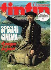 B15- Tintin l'hebdoptimiste N°97 Special Cinema,Comanche,Alix,Chick Bill