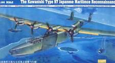 Trumpeter 01322 Japan Type 97 Mavis Flying Boat H6k5/23 Modellino